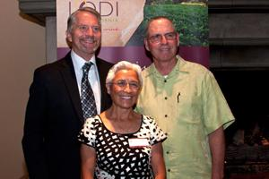 Heritage Oak Winery, Ken Nieland honored at tourism luncheon