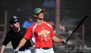 Bombs away for Lodi's Gio Brusa in Alaska