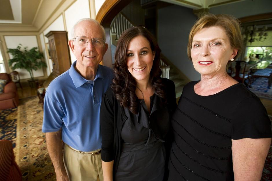 Finding a family at Lodi Memorial Hospital