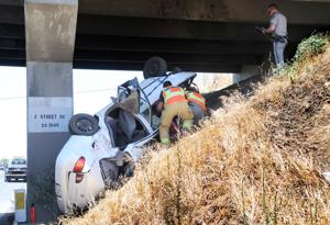 19-year-old killed in solo-vehicle Galt crash