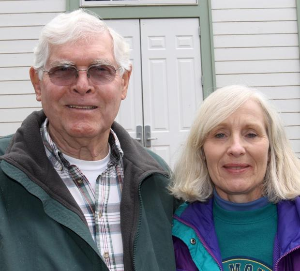 Community involvement a family affair for Noel and Patricia Stetson