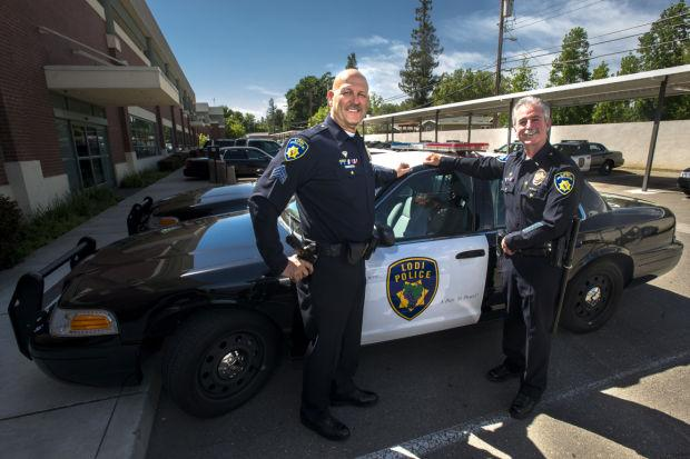 Veteran Lodi cops Val Chaban, Steve Carillo fulfill pact, retire together