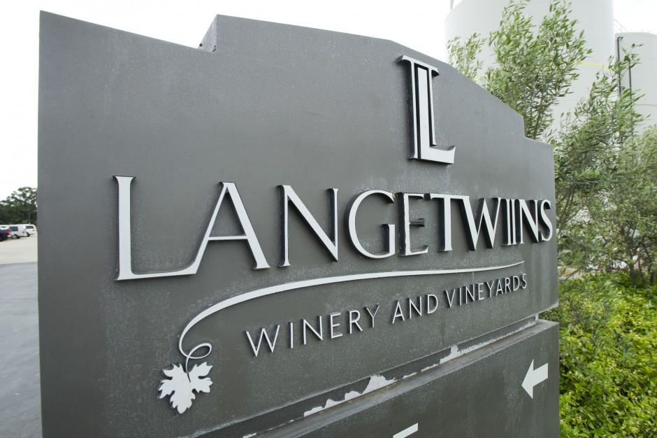 LangeTwins Winery earns conservation award, is featured in book