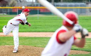 Lodi Flames hold on for wild win in baseball opener