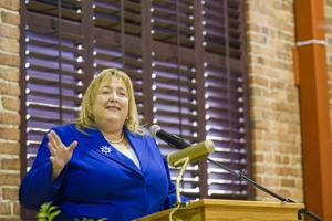 Mayor JoAnne Mounce reveals Lodi received second gang grant