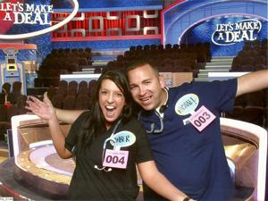 Lodi resident wins on 'Let's Make a Deal'
