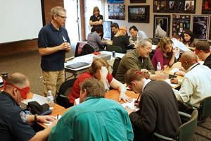 A dynamic day for Leadership Lodi Class of 2014