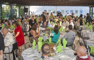 Evening in the Vineyards fundraiser