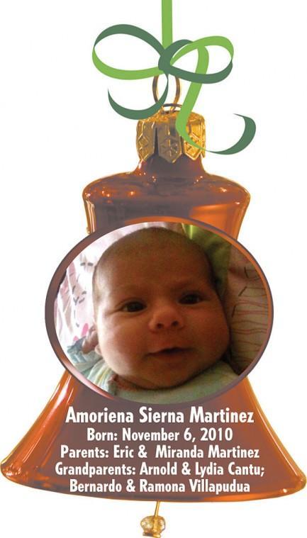 Amoriena Sierna Martinez