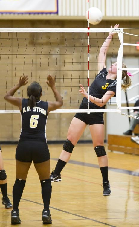Tokay Tigers serve up Tri-City Athletic League volleyball victory