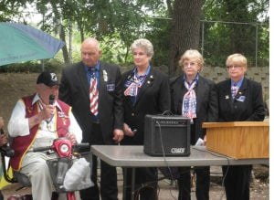 Lodi Elks Lodge honors veterans with lunch