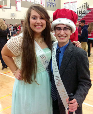Lodi High School royalty
