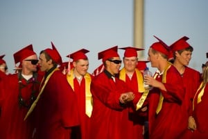 Galt High School celebrates 100th graduating class