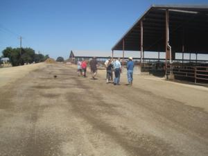 Kosovo agricultural leaders visit Galt dairy