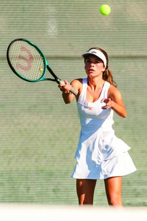 Girls tennis: Tokay's Jessica Kaye reaches semifinals at Tri-City Athletic League tournament
