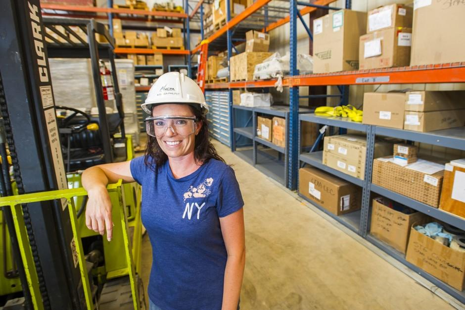From timeshares to power plant: Sacramento resident Melissa Philpot finds career home