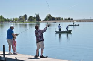 From lakes to the delta lodi area offers great fishing for Lodi lake fishing
