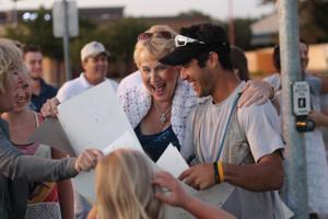 Ethan Bennett reaches Lodi in cross-country run