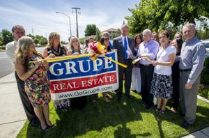 Grupe Real Estate celebrates reopening of Lodi office