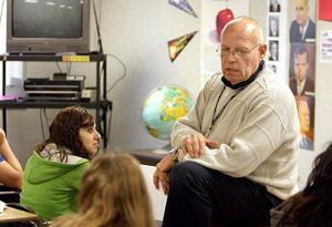 Regional Occupation Program teacher Brad VanderHamm explains how program helps students