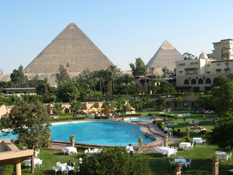 Mena House Giza, Cairo Egypt