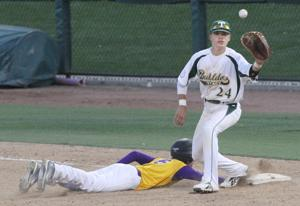 Jonah Wesely, Bulldogs mow down Tigers