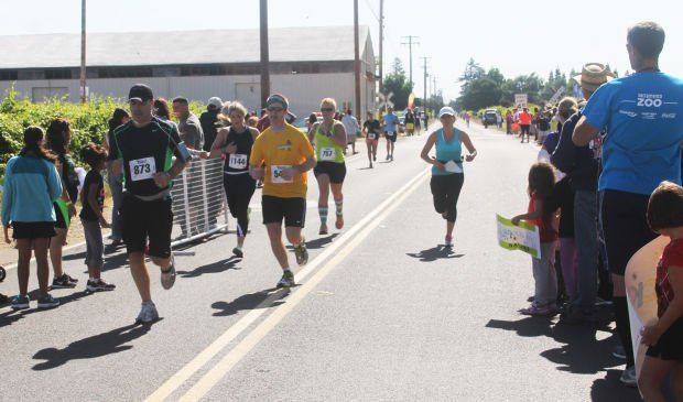 Avenue of the Vines run was 'biggest event ever'