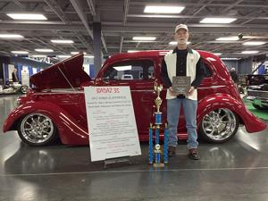 Lodi hot rod earns two awards