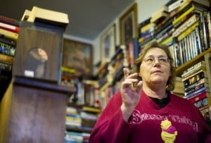 Local independent bookstores thrive in digital age