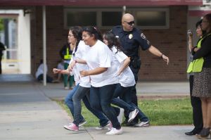 Emergency drills held at Galt High School
