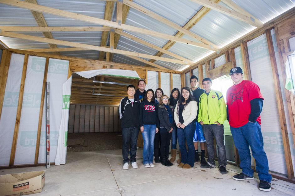 Galt High School agriculture class launching program to sell organic eggs