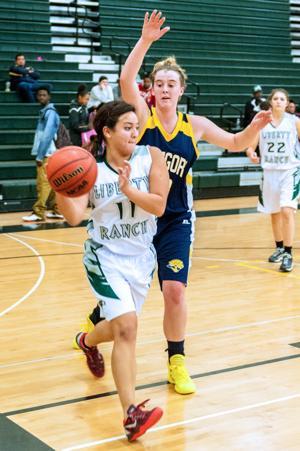 Girls basketball: Liberty Ranch Hawks in a rebuilding year