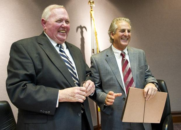 Lodi's new mayor: Bob Johnson