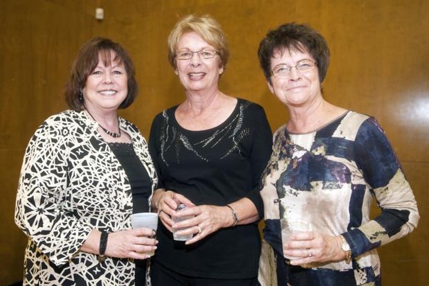 Lodi Community Hall of Fame dinner