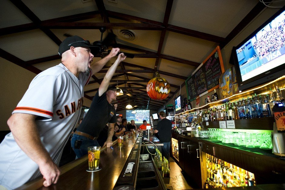 San Francisco Giants fever sweeps Lodi