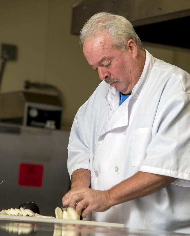 Lodi Eagles chef Benny Pierce takes pride in pleasing the taste buds