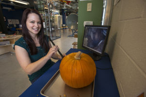 Event coordinator shares how museum will be transformed for Halloween