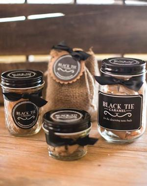 Enjoy a sweet, salty delight at Black Tie Caramel