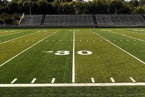 City of Lodi debates pros and cons of artificial turf at Grape Bowl