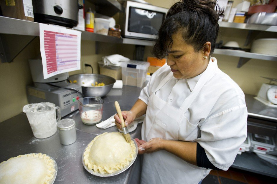 Local piemakers are ready for the holiday rush