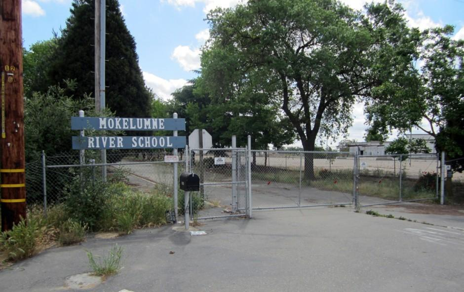 Mokelumne River High School property goes up for sale after campus closes its doors
