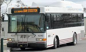 Bus riders OK with shift in transit service