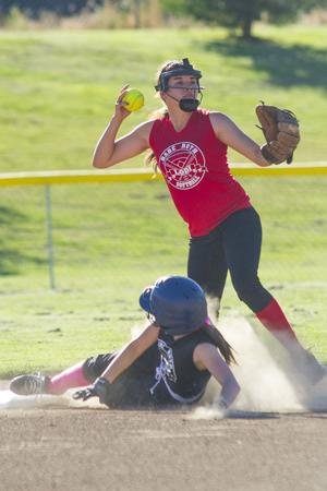 Tin Grins outlast Alpine Meats for 16-and-Under Babe Ruth softball title