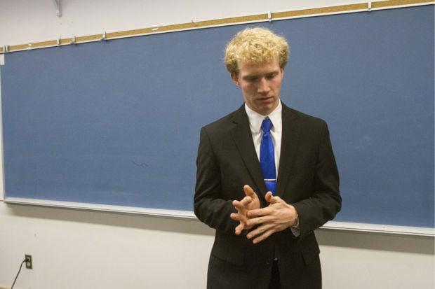 Lodi High School star athlete Ryan Ozminkowski finds his true power in public speaking contests