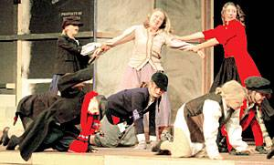 Lodi's young actors on stage at University of the Pacific