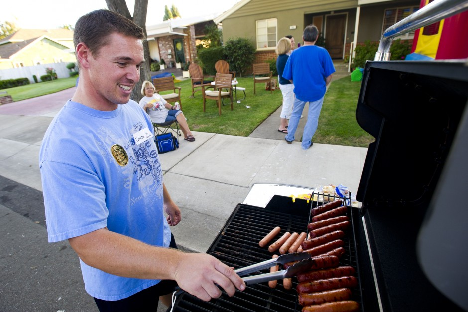 Lodi parties on National Night Out