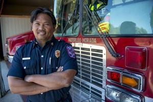 Robert Tuitavuki uses Haiti experince to manage Waterloo-Morada and Mokelumne fire districts