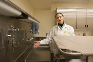 Lodi Memorial Hospital's pathologist: New morgue makes job easier