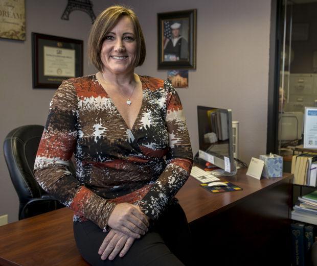 Lodi Senior Citizens Commission chairwoman Susie Klusman provides insight into the organization