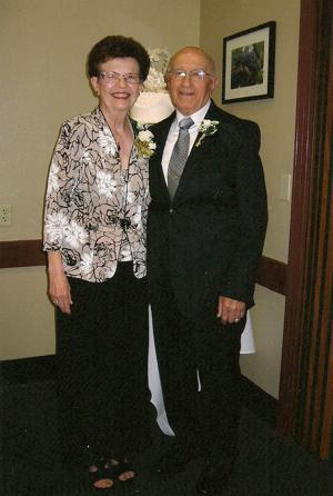 David and Diana Mattheis celebrate 50 years of marriage